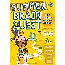 Summer Brain Quest: Between Grades 5 & 6