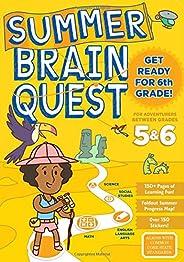 Summer Brain Quest: Between Grades 5 &am