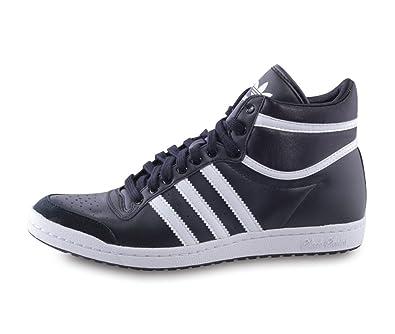adidas Originals Top Ten Hi Slee g14822 Chaussures Femme - - Noir Blanc, 0fa605aa6521