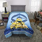 Universal Minions Follow Mel II Comforter, Twin/Full