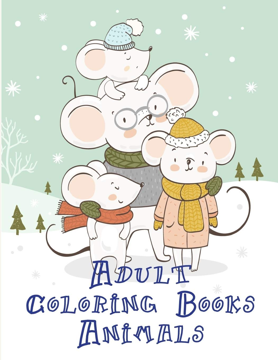 - Amazon.com: Adult Coloring Books Animals: An Adult Coloring Book
