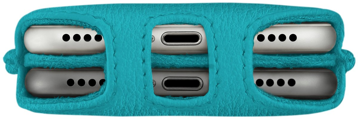 ullu Sleeve for iPhone 8 Plus/ 7 Plus - Turqish Delight Blue UDUO7PPL02 by ullu (Image #4)