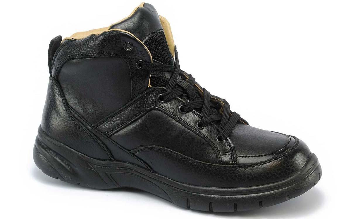 Mt. Emey Men's 9606 Casual Shoes,Black,7 6E US