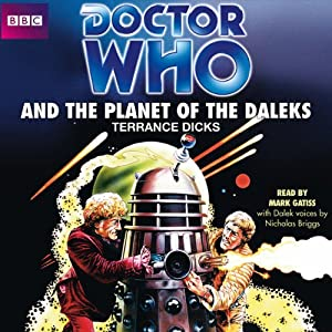 Doctor Who and the Planet of the Daleks (Classic Novel) Hörbuch