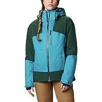 Columbia Fall Zone Chaqueta de esquí con capucha Mujer