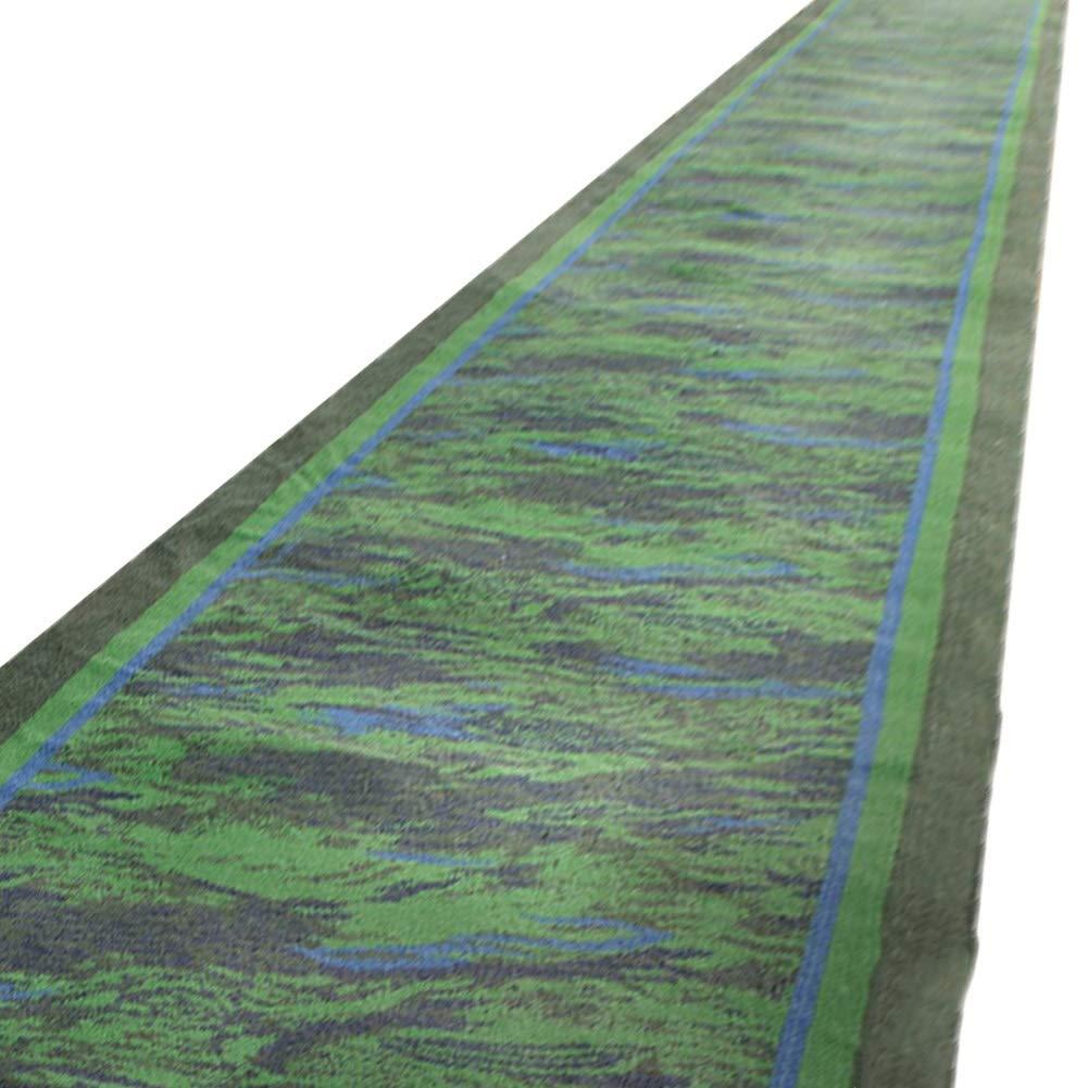 KKCF 廊下のカーペット厚くする滑り止め快適脱落防止耐摩耗性ポリプロピレン 、2色 (色 : A, サイズ さいず : 1.2x7m) 1.2x7m A B07PWM8LHH