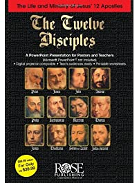 The Twelve Disciples (PowerPoint Presentation)