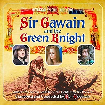 Sir Gawain & The Green Knight By Ron Goodwin : Ron Goodwin ...