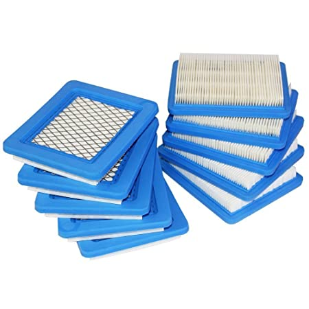 Amazon.com : Podoy New Pack Of 10 Air Filter Replacement Fit For Briggs  Stratton 491588 491588S 4915885 399959 JOHN DEERE PT15853 Oregon 30-710 :  Generator ...