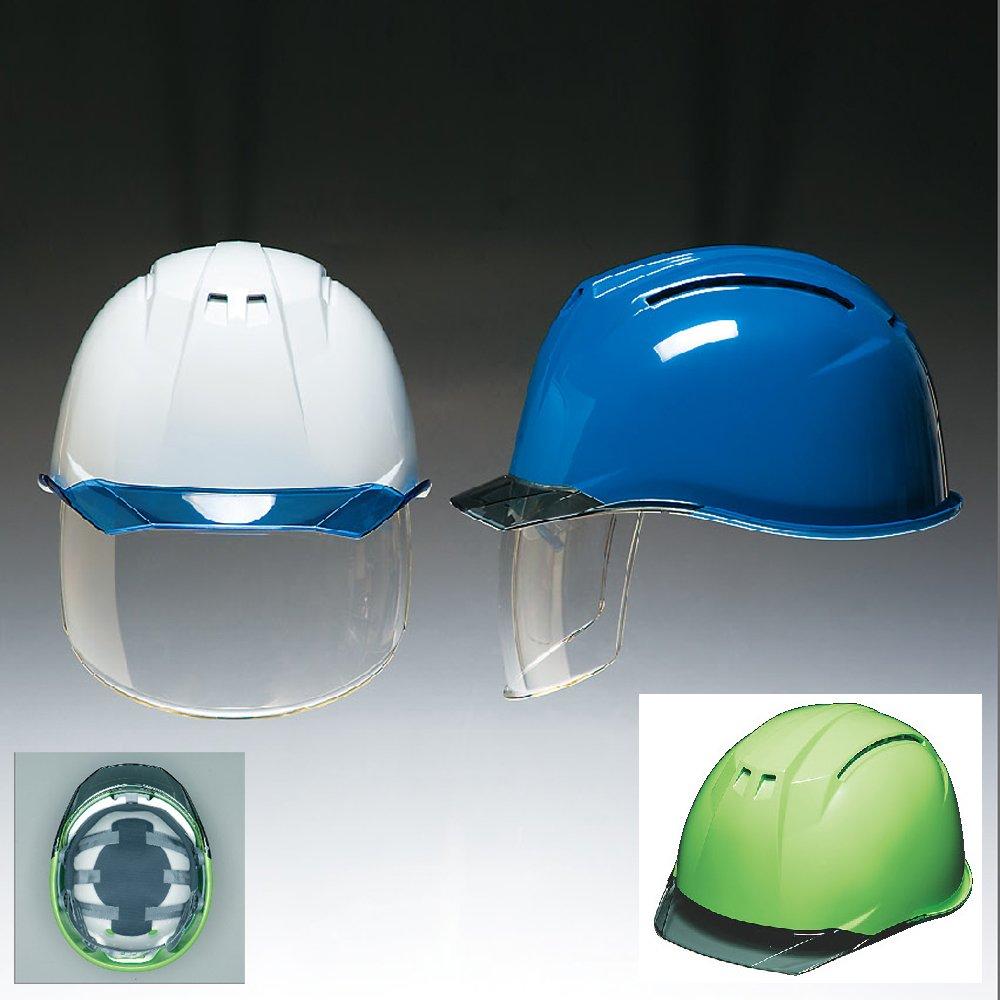 高品質 安全ヘルメット[DIC HELMET]安全ヘルメット(AA11-CSW) B009ELS1R0  グリーン