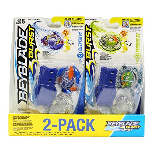Beyblade Burst Value Starter 2-Pack Kerbeus K2 and Valtryek V2