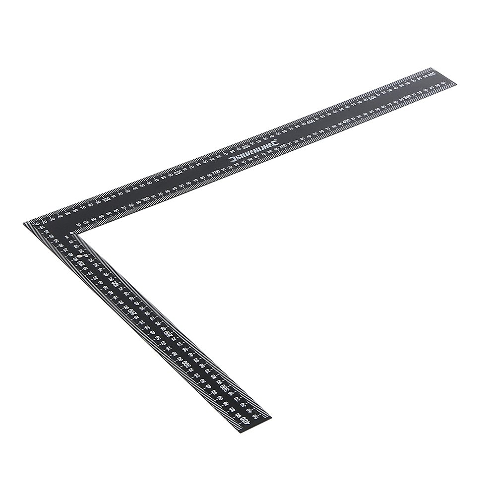 Silverline 24'' x 16'' Steel Framing Square, 623744