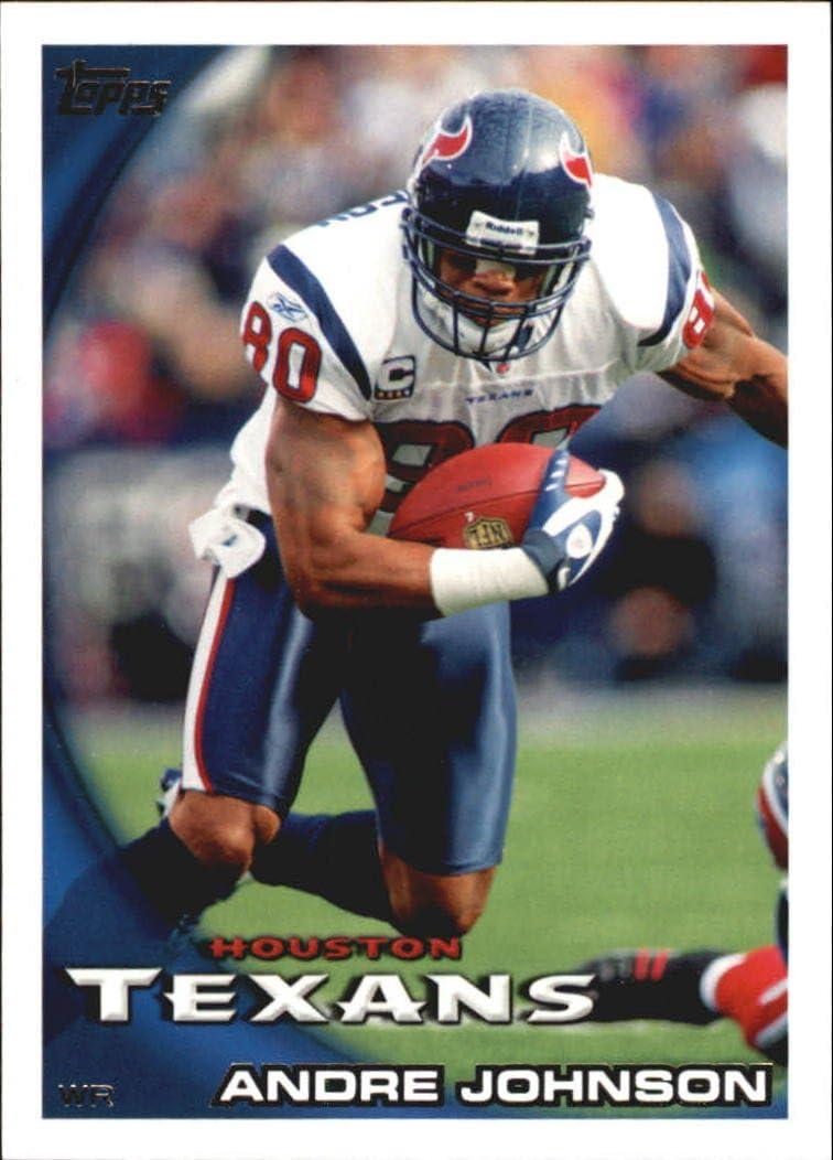 2010 Topps #50 Andre Johnson NFL ...
