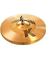 Zildjian K Custom 14 1/4-Inch Hybrid Hi-Hat Cymbals Pair