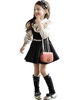 17a610ba64feb Cuteshower 子供ドレス 女の子 フォーマル キッズ ドレス 子供服 ワンピース 七五三 卒園式 入学式