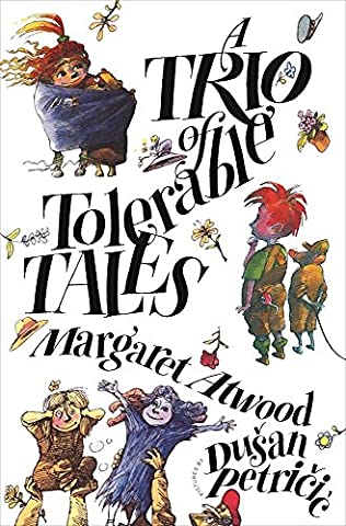 book cover of A Trio of Tolerable Tales