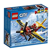 LEGO 6174446 City Great Vehicles Race Plane 60144 Building Kit