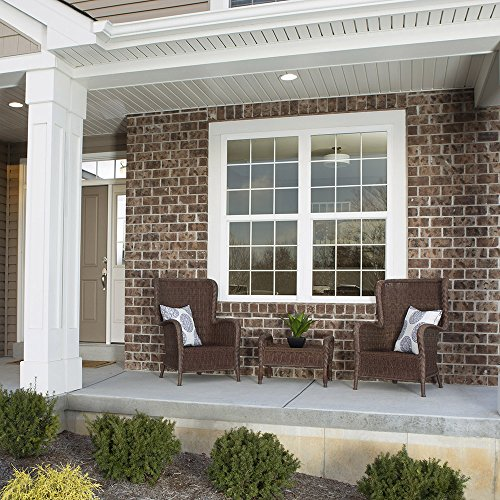 gila heat control platinum static cling residential diy window film sun blocking glare reduction. Black Bedroom Furniture Sets. Home Design Ideas