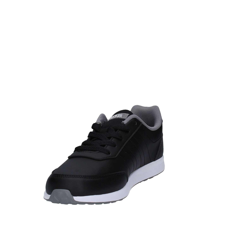 adidas Unisex-Kinder Vs Switch 2 K Turnschuhe, Schwarz (Negbas/Ftwbla/Gritre), 31 EU