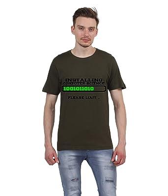 Ruffty Computer Science T Shirt Installing Computer Science Shirt
