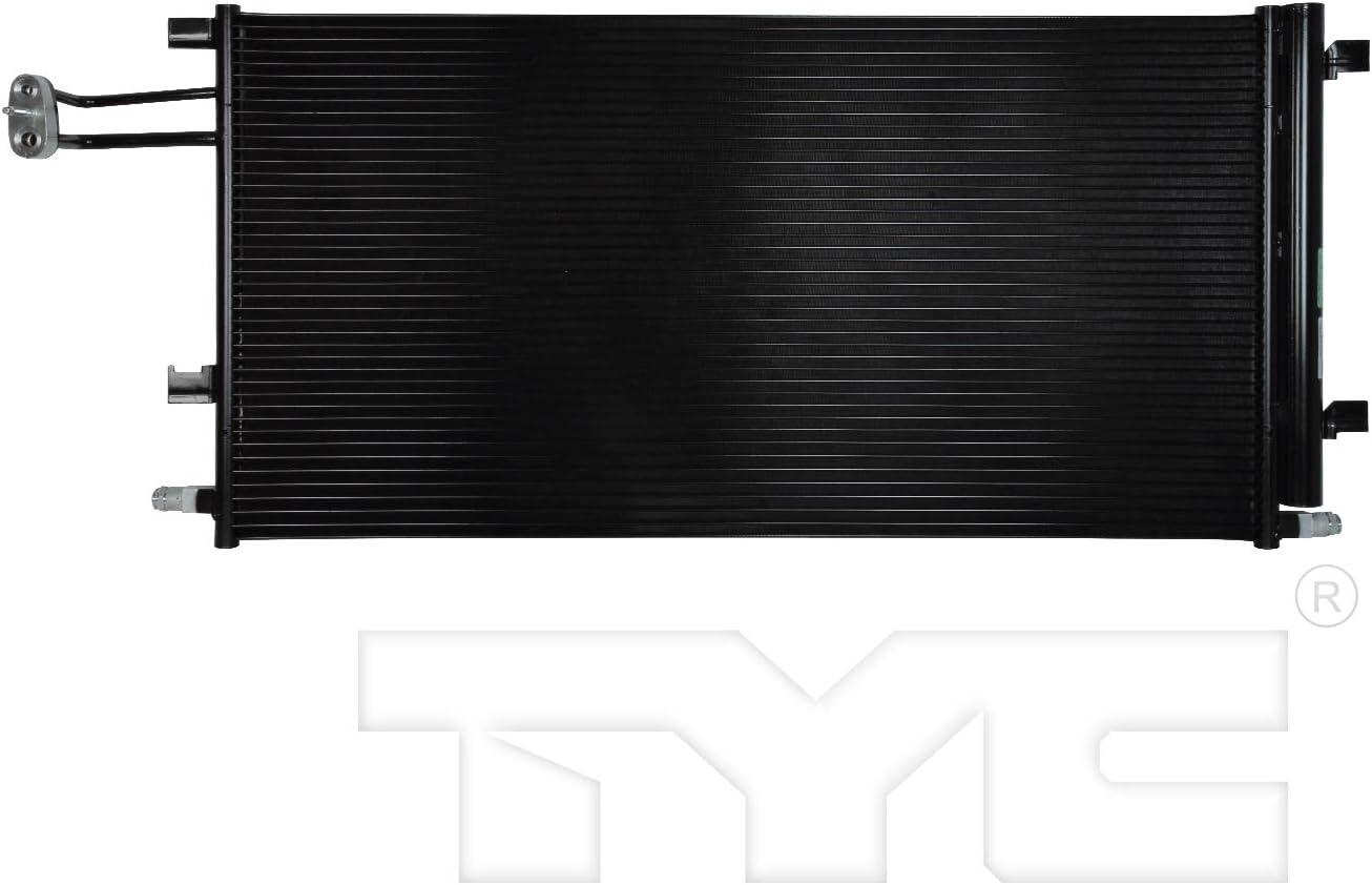 TYC 4283 Chevrolet Silverado 1500 Replacement Condenser