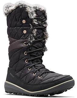 3f9bc9d8ff Columbia Damen Heavenly Omni-Heat Schneestiefel: Amazon.de: Schuhe ...
