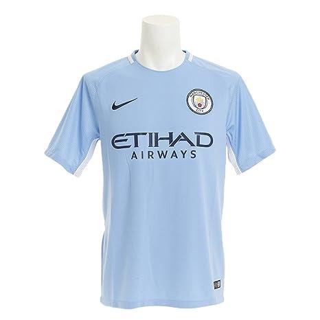 7b39a467a Amazon.com   Nike Manchester City FC Stadium Jersey  FIELD BLUE    Sports    Outdoors