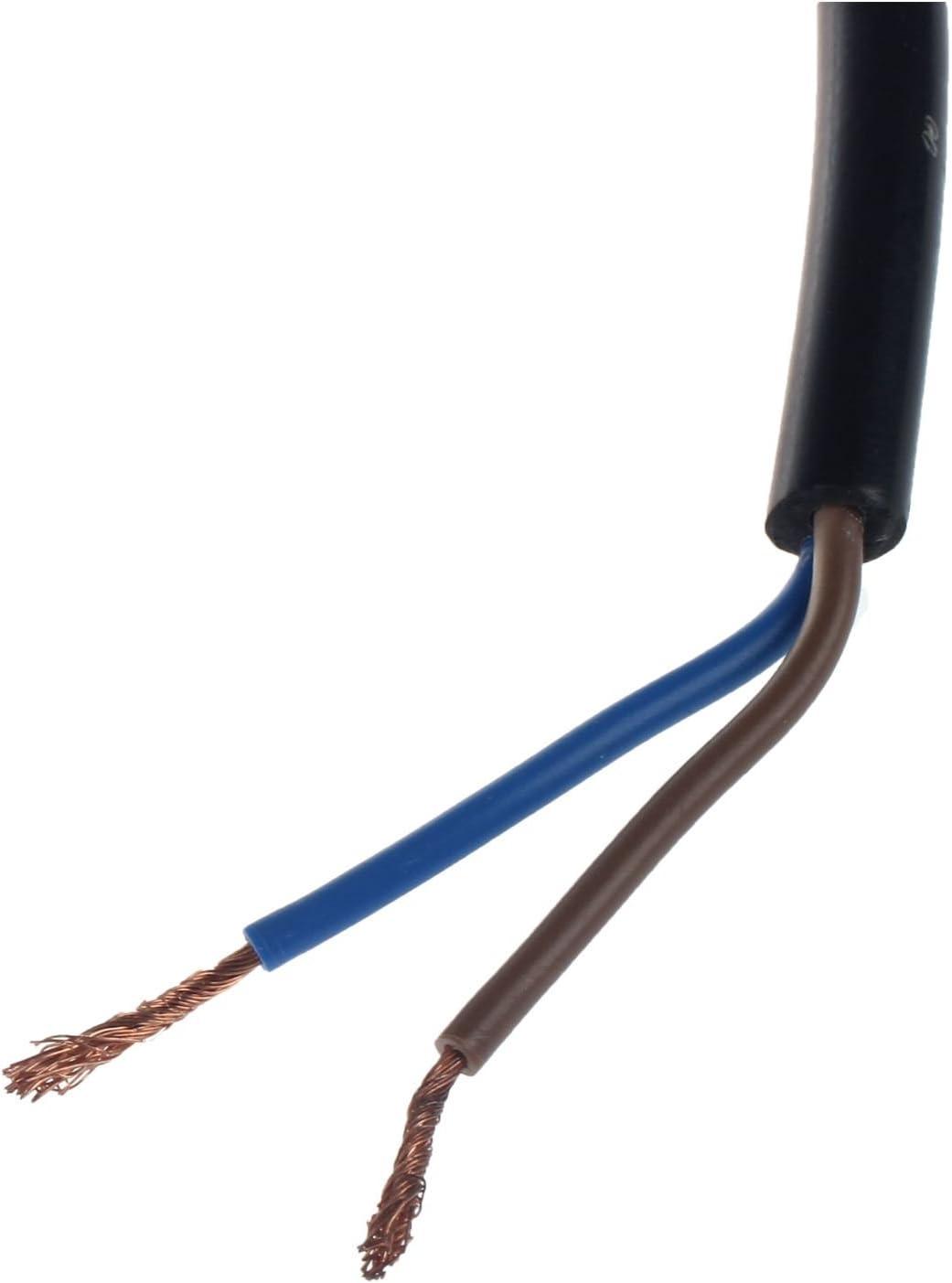 Gaoominy Cable Terminal AC Moteur Course Condensateur 6uF 450V CBB60
