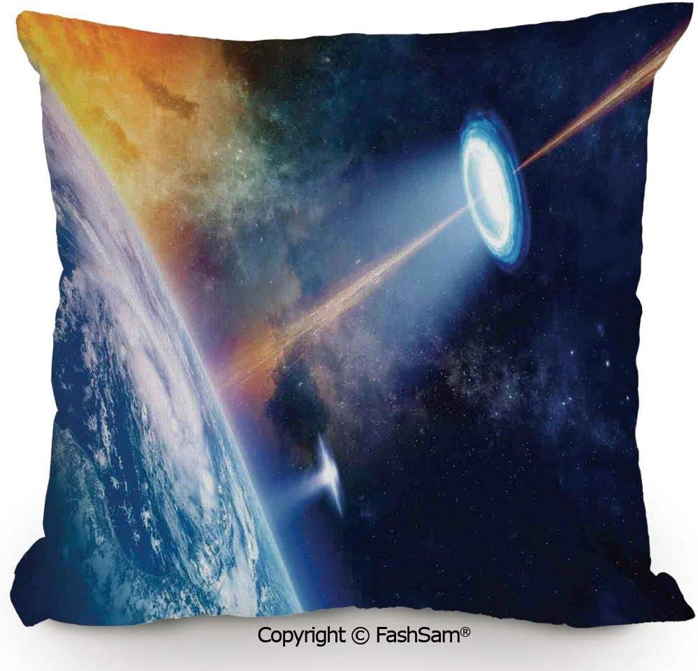 FashSam Decorative Throw Pillow Cover