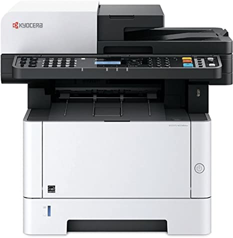 Kyocera 1102S42US0 ECOSYS M2540dw Black & White Multifunctional Laser Printer (Print/Color Scan/Copy/Fax), 42 PPM, Print Resolution 600 x 600 DPI, Up ...