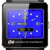 JJW Spark Watchface 3 for SmartWatch 2