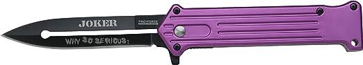 1 opinioni per Tac Force Coltello per adulti coltello da tasca Joker lunghezza lama: 7,6tafo