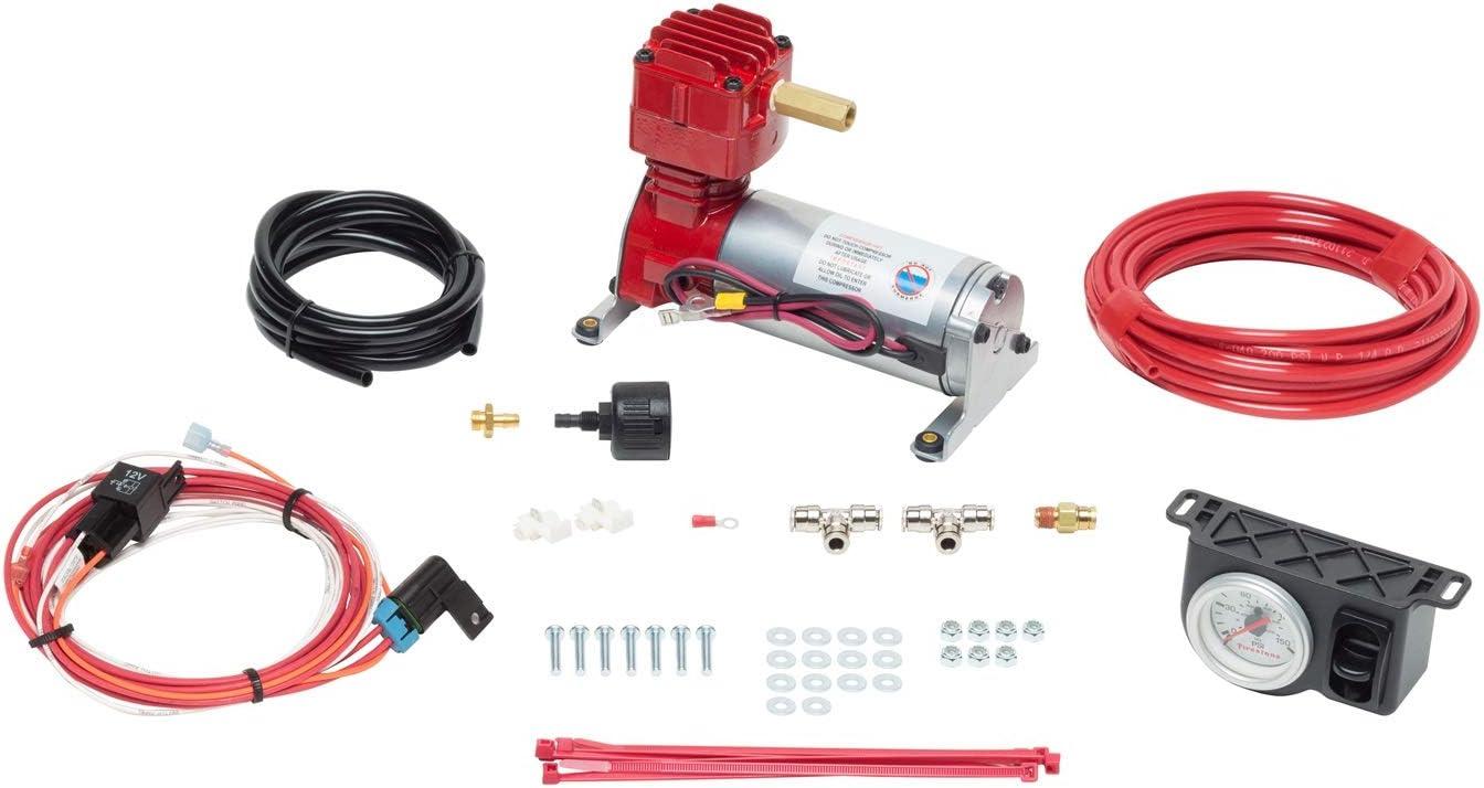 Firestone Industrial WR1-760-2497 Universal No Drill Compressor Mount Firestone Ride-Rite