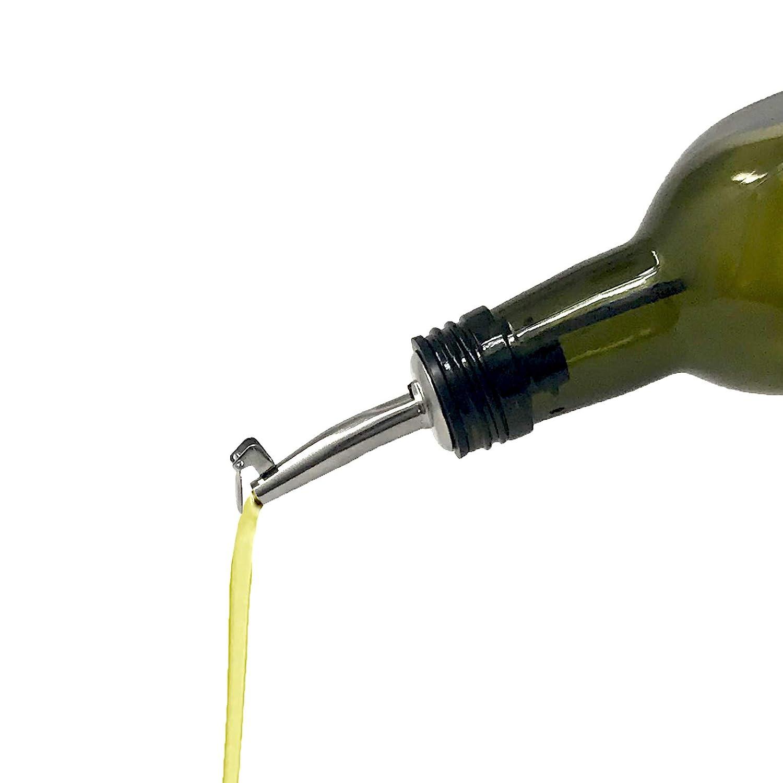 Amazon.com: Despachador de aceite de oliva NiceBottles ...