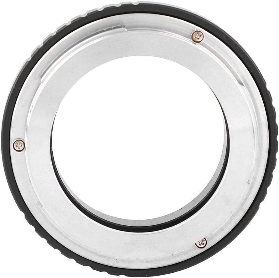 Serounder Lens Adapter Ring,Tamron-M42 Metal Lens Mount Adapter Ring for Tamron Lens to Fit for M42 Mount Camera,Support Manual Focus//Infinity Focus
