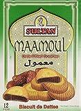 #10: Sultan Mahmoul Date Filled Cookies, 1 LB (Pack - 3)