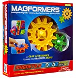 Magformers Magnets in Motion Accessory Set (20-pieces)