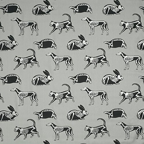 Paperboy Wallpaper Animal Magic Lampshade, Grey and Black Glitter: Amazon.co.uk: Lighting