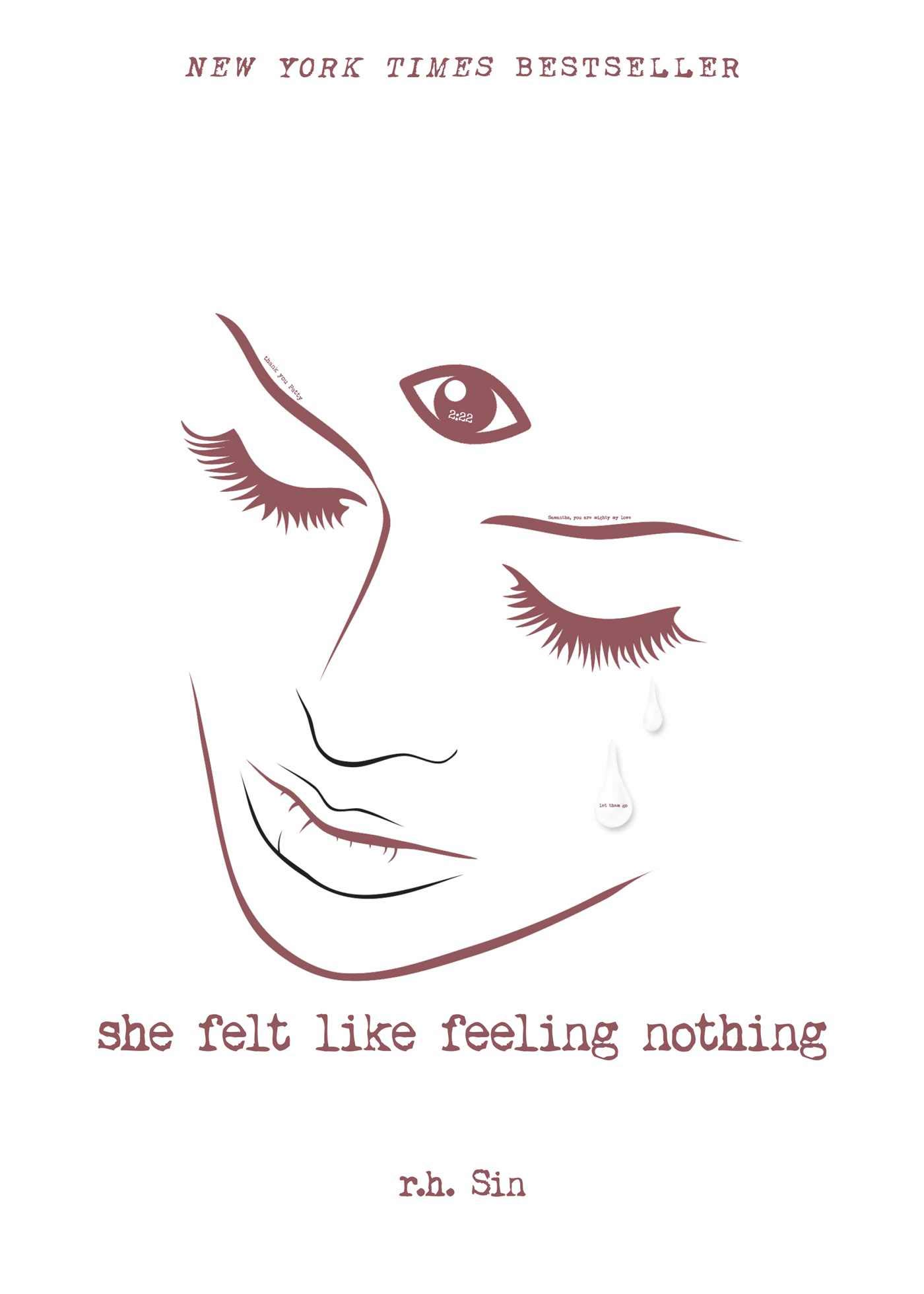 Image result for she felt like feeling nothing book