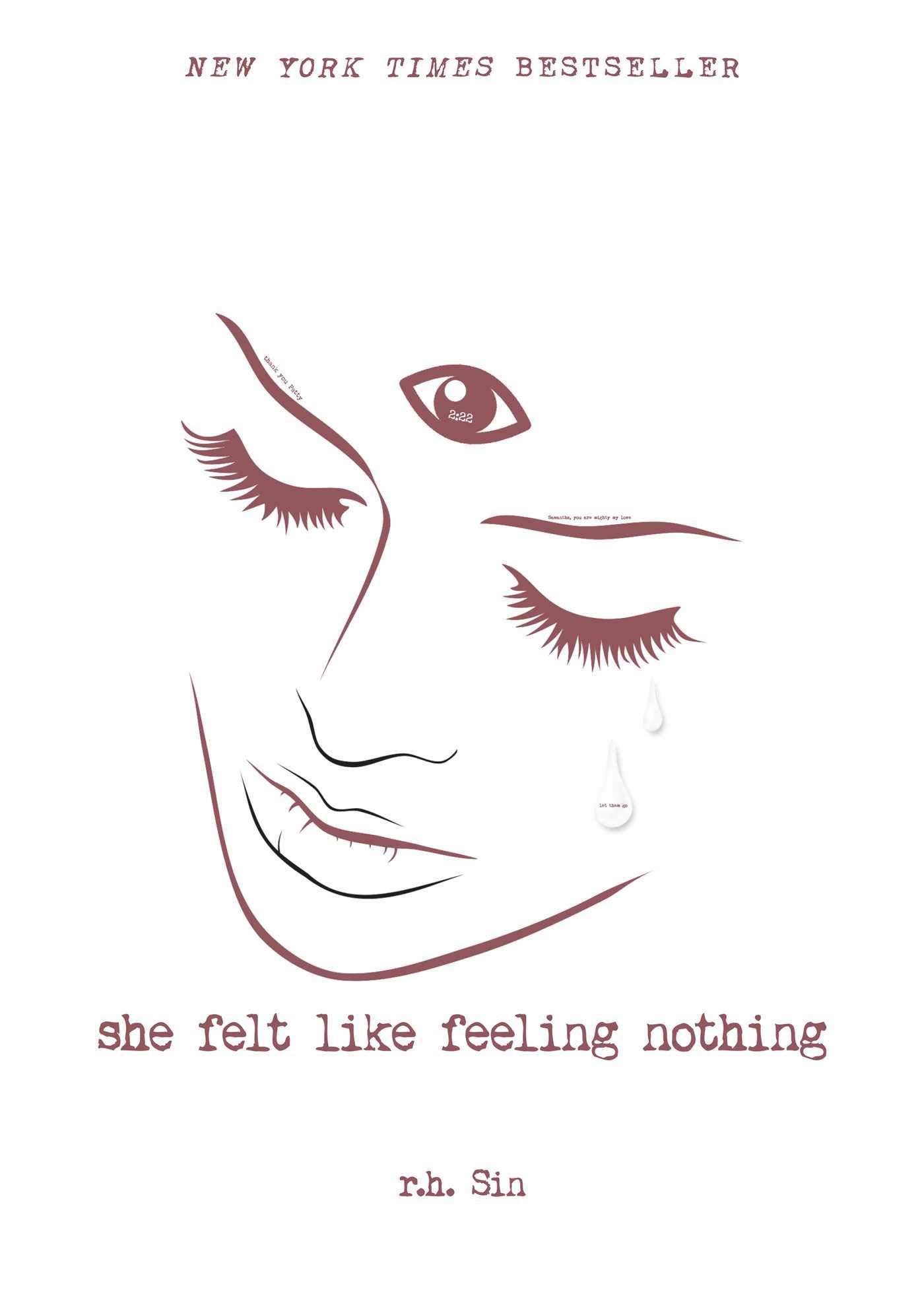 She felt like nothing