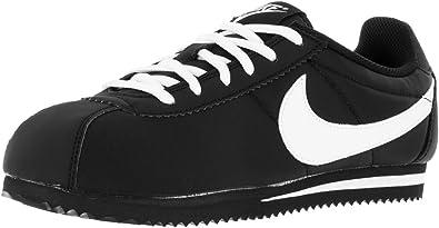 Nike Cortez Nylon (Kids) Black