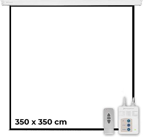 Phoenix Technologies Pantalla proyector electricas (3.5 x 3.5m ...