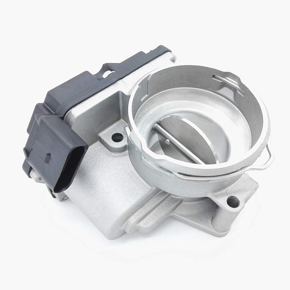 Throttle Body EGR Regulator Flap for 2005-2010 VW Jetta Mk5 TDI BRM 1.9 Diesel