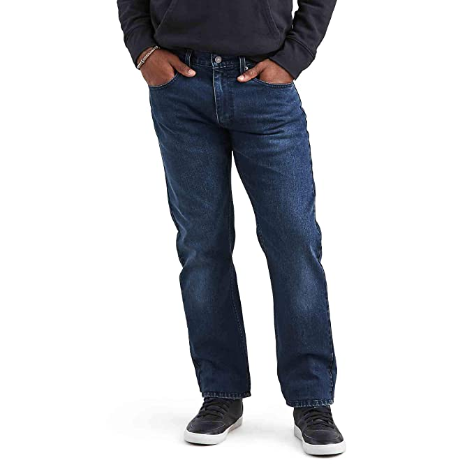 Levis Mens Big & Tall 559 Relaxed Straight Fit Jean