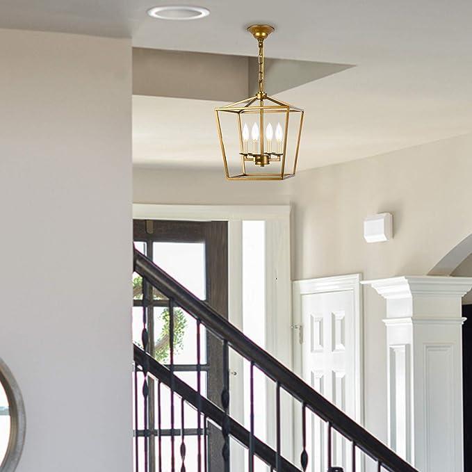Chambre Suspensions Lampe,Lustres Salon Couloir,Luminaire Pendante Restaurant,/Éclairage De Plafond,Nordic Fleurs Simples Ins Net Rouge Blanc D55Cm