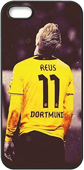 Marco Reus Borussia Dortmund Wallpaper For Iphone 6 For Apple Iphone 6 6s For Iphone 6s 4 7 Black Cute Cell Phone Case Fundas Amazon Ca Cell Phones Accessories