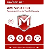 Max Secure Software Antivirus Platinum Version 6 - 3 PCs, 1 Year (Email Delivery in 2 Hours - No CD)