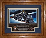 1941 Union Pacific (4-8-8-4) Big Boy Steam Locomotive with the poem To Dad With Love Train Pictures Wall Decor Art Gift for Dad