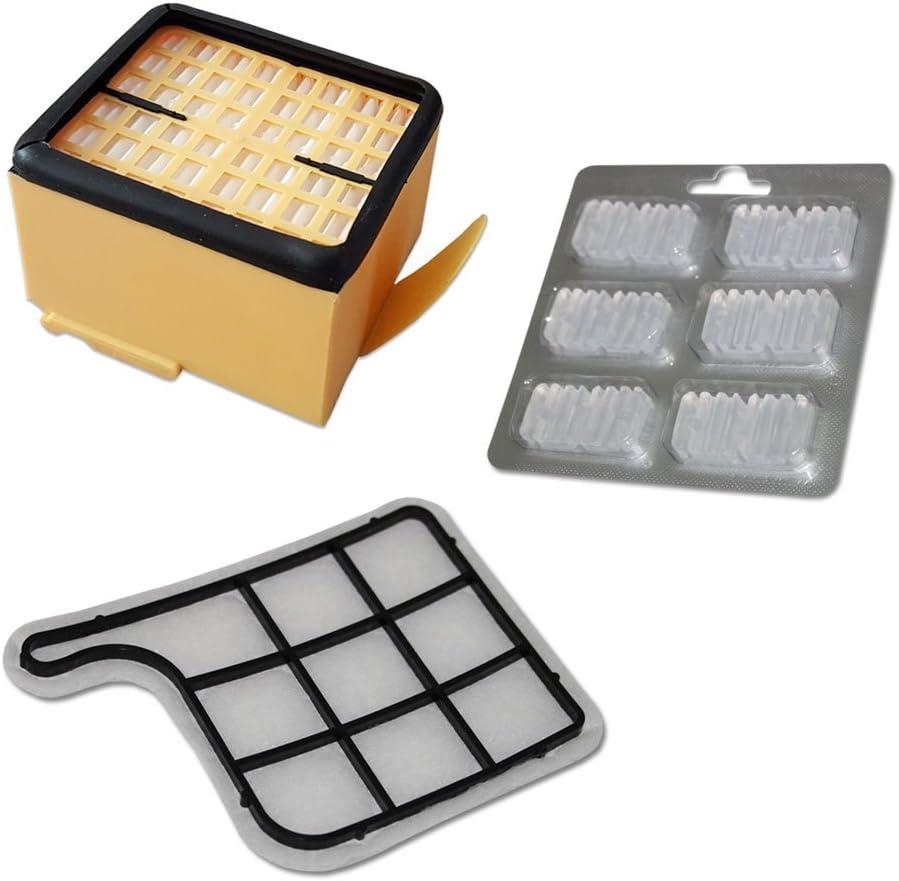 Kit de filtro HEPA / EPA + Filtro para el motor + 6 ambientadores ...