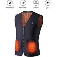 LKING Electric Heating Vest for Women and Men